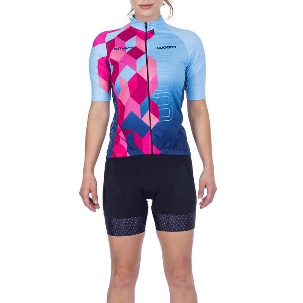 Camisa Ciclismo Smart Mila Fem /2021